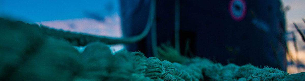 cuerda de amarre corona vigo