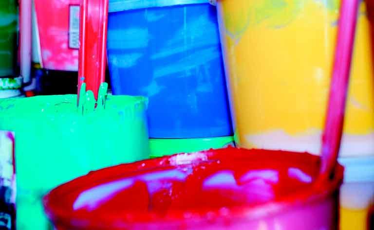 pintura para la cubierta