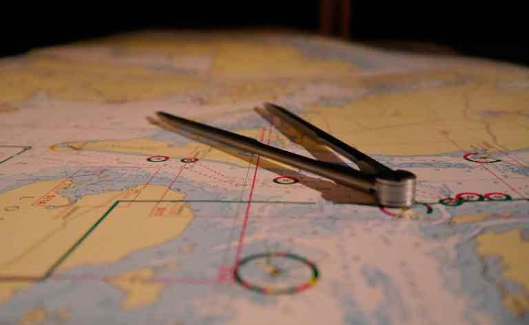 carta nautica